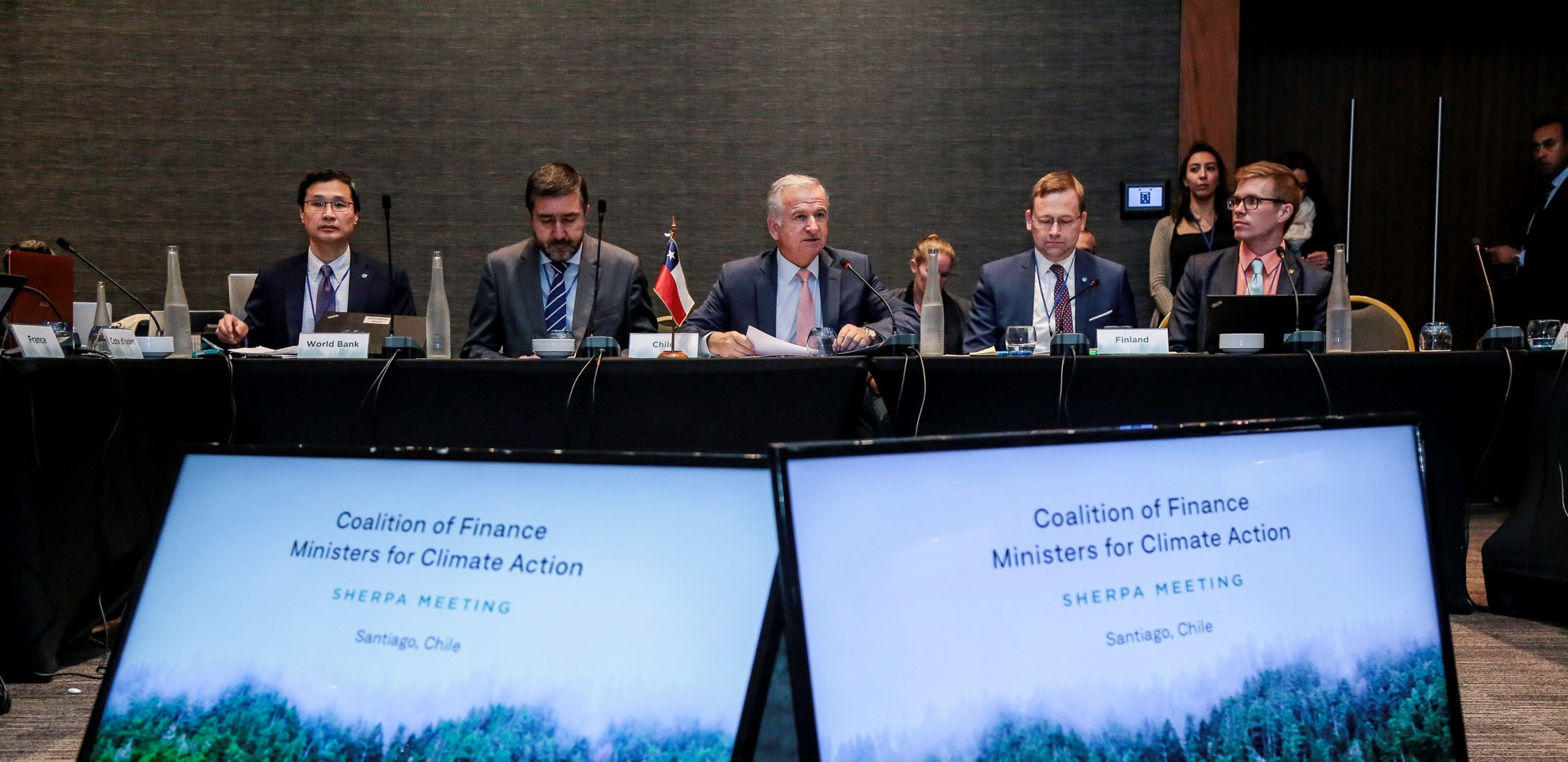 The Coalition of Finance Ministers for Climate Action | CAPE